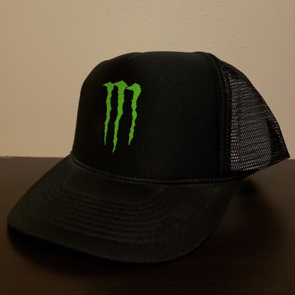 Monster energy trucker hat. M 5be3d362c61777d397e21e29 6e9b430c08a